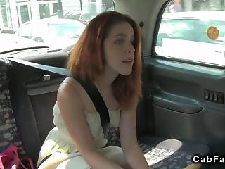 I Have Never Fucked A Cab Driver Before
