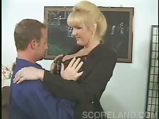 Huge Tits Therapist