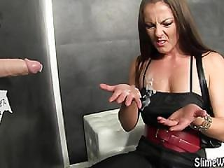 you were milf twerking lick cock slowly above told the truth