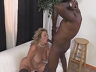 Bbw Cougar Rough Couch Fucking By Big Black Cock Boyfriend