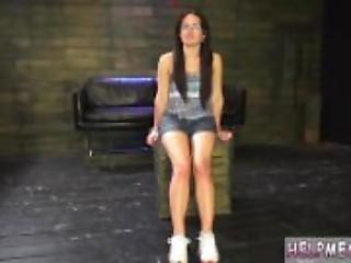 Horny teen oil massage xxx Helpless