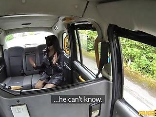 John Is Setting Up His Cab For The Days Work When He Hears Somebody Get In Behind Him This Checky Brunette Introduce Herself As Maya And She Just Want To Ride His Cock In The Taxis Backseat Like What She Sees In His Movies Online She Wasted No Time Sucking His Cock In A Hard Way