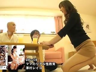Too Serious Tits Housekeeper Sayuki Kanno