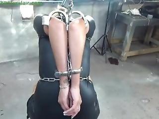 #177 Lingerie Chain Bondage Hp