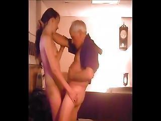 Old Man Slams Angie