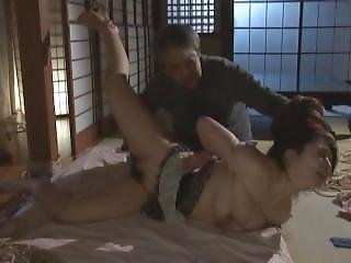 Horny Lactating Tits Bondage Treatment