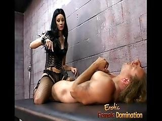 Hot Raven Haired Domina Leah Wilde Sits On A Hung Dude%E2%80%99s Face