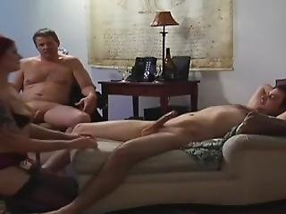 Husband Gets Cucked By Wife Then Gets Pegged For Being A Good Bitch