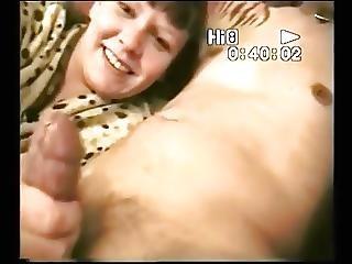 Sucking Hard At Cock