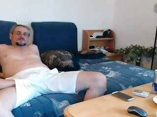 Russian Mother , Daughter, Father In Chat.