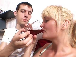 Drunk Young Girl 5