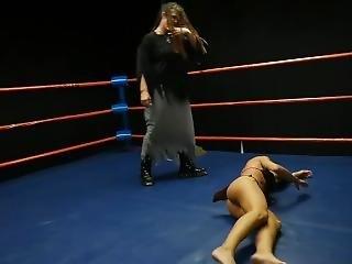 Super Girls In Sexy Wrestling Ass 206