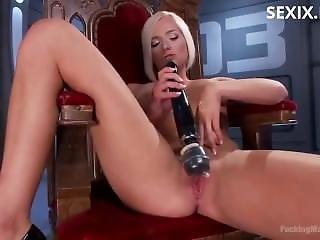 Sexix.net - 12585-fuckingmachines Fm 38030 Kate England