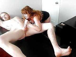 Abby - Sucking Big Cock Pussy Ass Fucking All Night Long