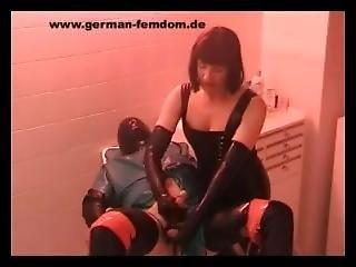 German Latex Femdom