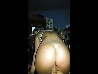 Fucking My Girl With An Amazing Ass At Her House
