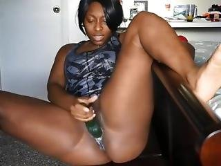 Cum On A Cucumber