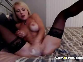 Gorgeous Sierraluv Fuck Her Pussy With Toys