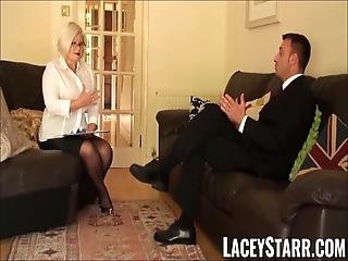 Delicious Lacey Starr Getting Her Anal Hole Slammed Hard By The One And Only Dominant Male Pascal White!