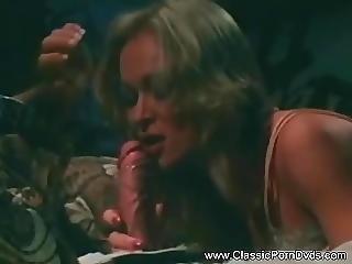 Blonde Pornstar Seventies Style