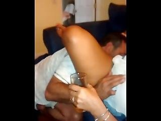 #51 Our Friend Stopped For A Drink And A Fuck .big Cuban Cock