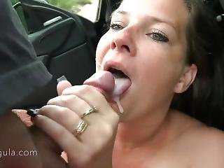 A Lot Of Blowjob By The Hot Milf Azzurra - Porn Music Video Compilation