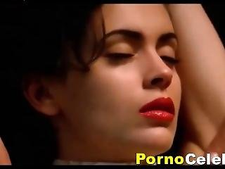 Celebrity Porn Alyssa Milano Nude Sex Compilation
