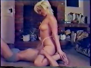 Old Mixed Wrestling Blond