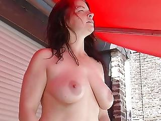 Amateur, Bathing, Fucking, German, Milf, Mother, Outdoor, Young