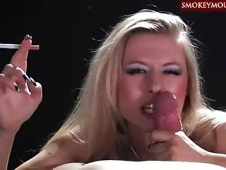 Michelle Moist Pov Smoking Blowjob Pt 1