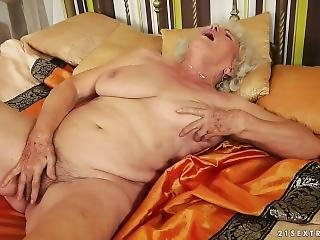 Grandma Pornstar Norma In Afternoon Delight.