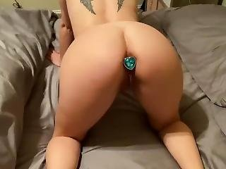 Pregnant Latina Fucked In All Holes Anal Creampie