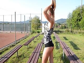 Outdoor Workout For Legs