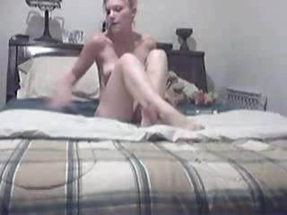 Belle 19 Years Addicted To My Dildo