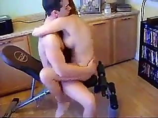 Casting Cuck Films His Wife With Soldier Boyfriend