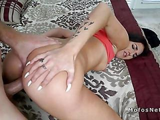 Picked Up Big Ass Teen Bangs Big Cock