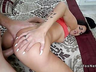 Picked Up Big Ass Teen Bangs Big Cock
