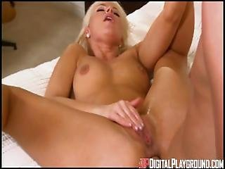 Digital Playground  Hot Blonde Wife Offers Her Ass For Fucking