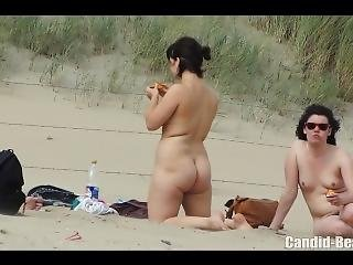Horny Curvy Nudist Milfs Hairy Pussy Beach Voyeur Hd Video