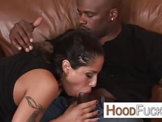 Interracial With Hot Jenaveve Jolie