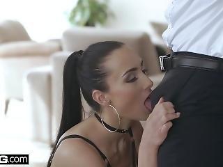 Glamkore - Cheating Wife Anna Rose Fucks Her Body Guard