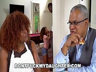 Don T Fuck My Daughter - Black Teen Kendall Woods Fucks Her Father S Friend Jax Slayher