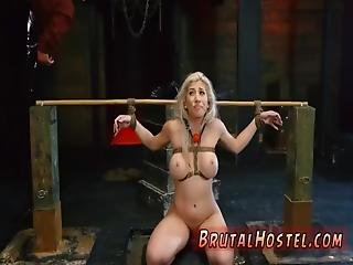 Brutal Teen Strap On Big-breasted Blond Hottie Cristi Ann Is On Vacation