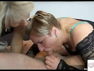 18 Yr Old Fucked By Two Pervy Mature Women