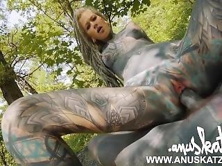 Tattoo Teen Outdoor/puplic Pussy Anal Bj Fuck - Modelhub Anuskatzz Bdsm
