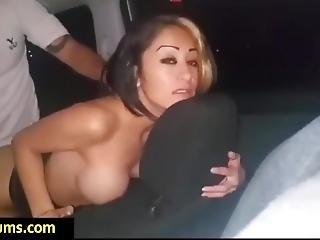 I Fucked Hot Busty Teen In The Car