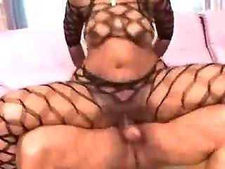 Big Butt Ebony Fucked And Sucking