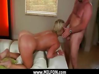 Gorgeous Milf Gets A Hard Fuck 14
