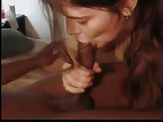 Amatoriale, Reggiseno, Panna, Creampia, Interrazziale, Vecchi, Bianco