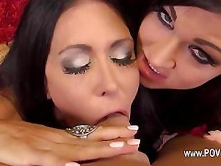 Sensual Porn With Luxury Cheerleader
